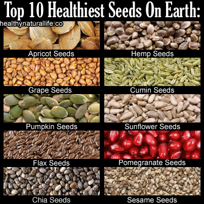 top-10-healthiest-seeds-on-earth
