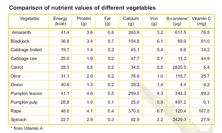 nutritional-values-of-different-foods2
